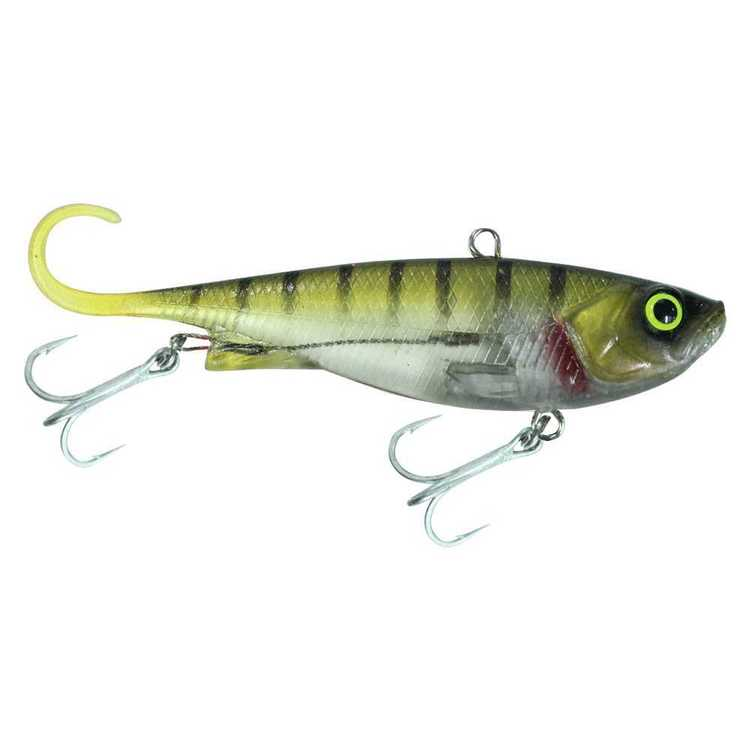 Zerek Fish Trap Soft Vibe Lure 65 mm