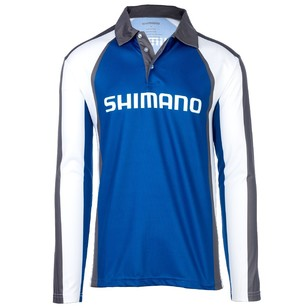 Shimano Corporate Sublimated Polo Shirt