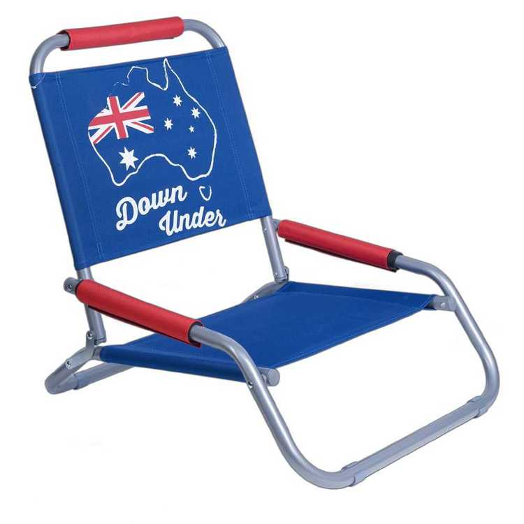 Life Aussie Down Under Beach Chair