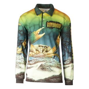 Bigfish Muddie Sublimated Polo Shirt