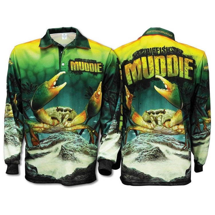 Bigfish Muddie Kids' Sublimated Polo Shirt