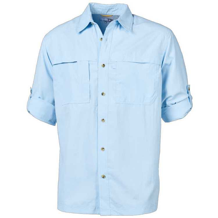 Cederberg Men's No Fly Zone Ranger Long Sleeve Shirt