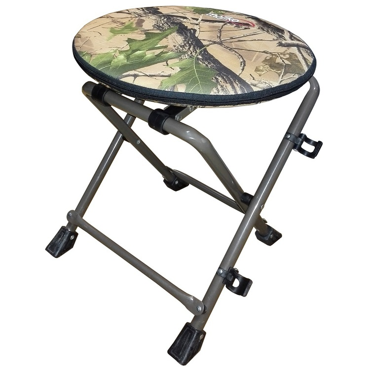 Mojiko Easy Angler II Fishing Stool Camo