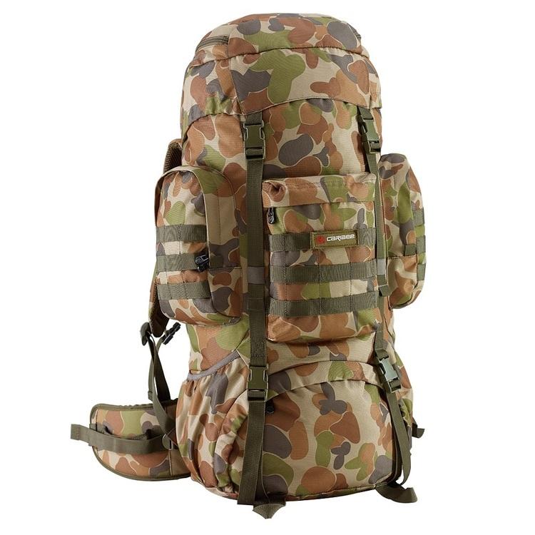 Caribee Platoon 70L Rucksack