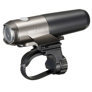 Cateye EL460 USB Volt 300 Front Light