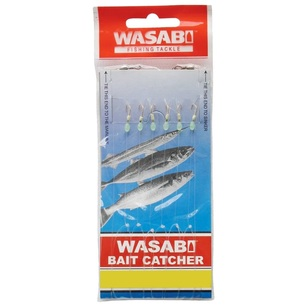 Black Magic Wasabi Sabiki Bait Catcher
