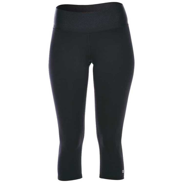 Champion Women's Absolute Capri Black