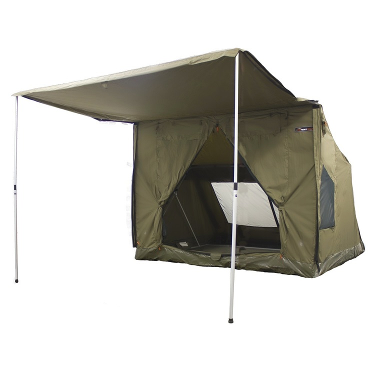 Oztent RV-5 5 Person Tent Green