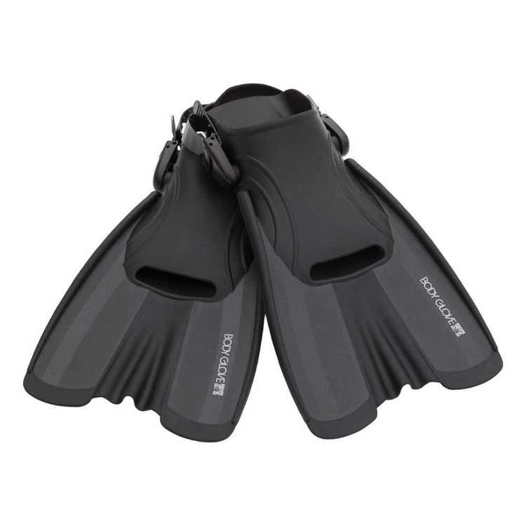 Body Glove Adult's Vapor Fin Black