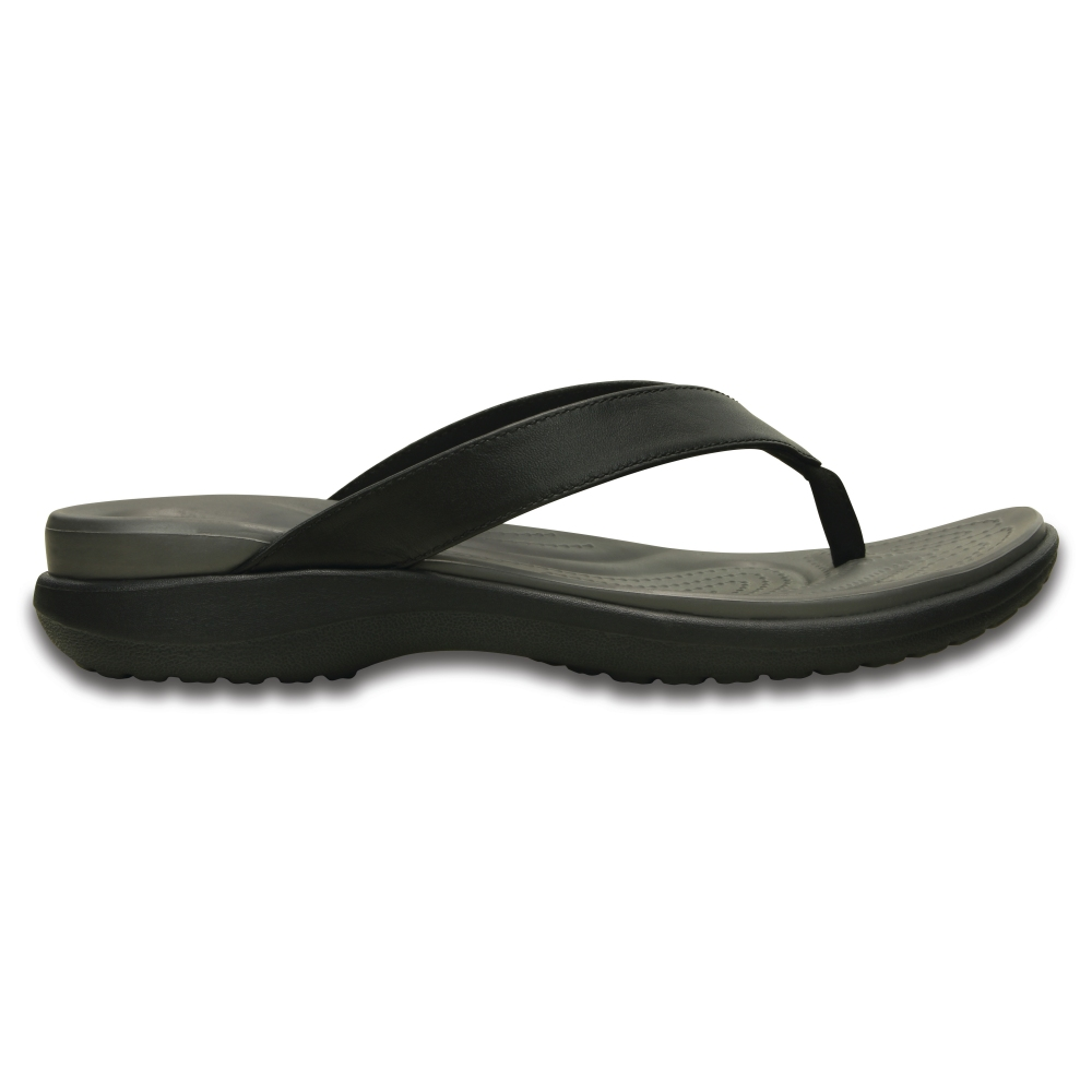 NEW-Crocs-Women-039-s-Capri-V-Thongs