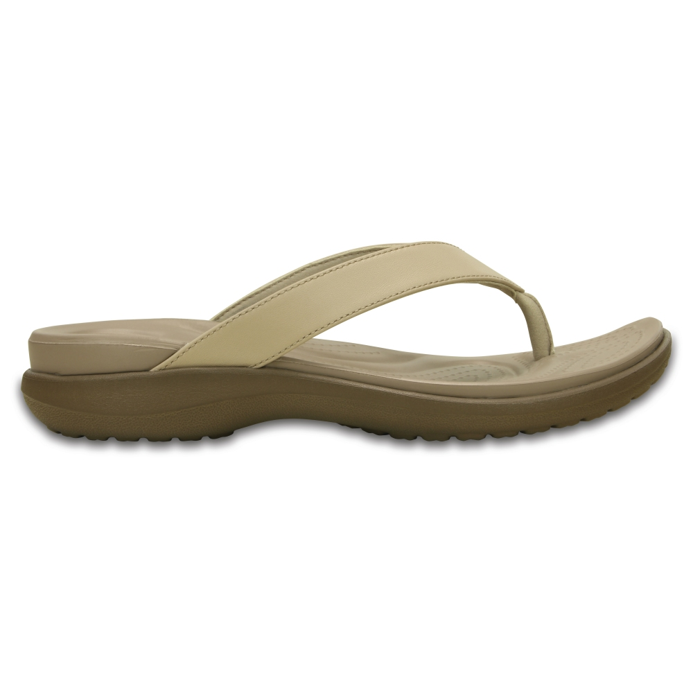 NEW-Crocs-Women-039-s-Capri-V-Thongs-By-Anaconda