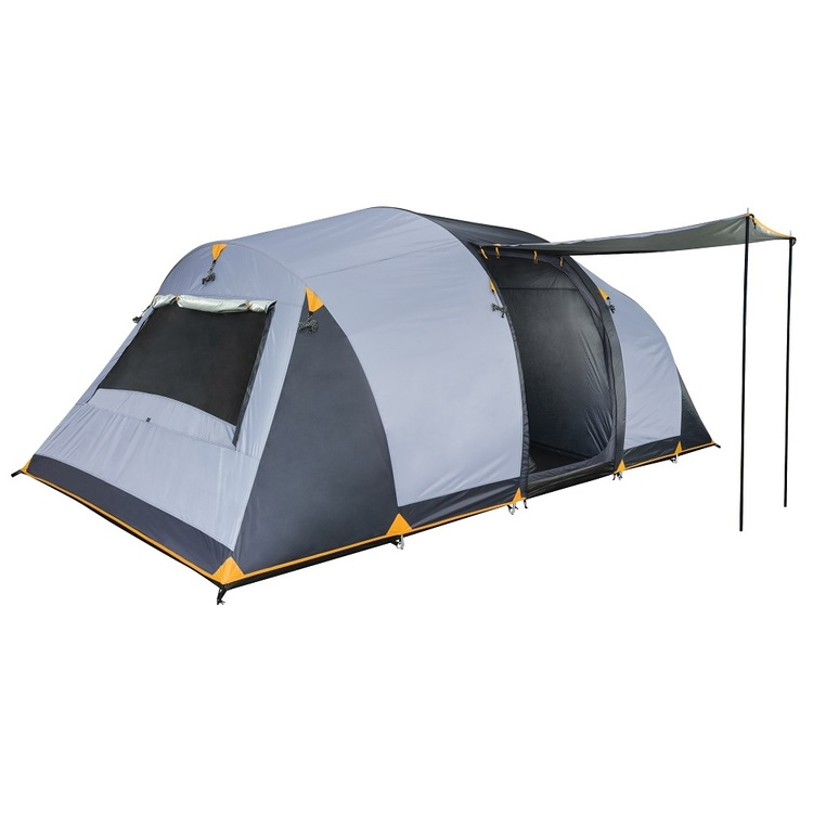 OZtrail Genesis 9 Person Tent Grey & Blue