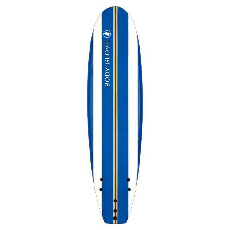 Body Glove 7' IXPE Surfboard Blue & White 7 ft