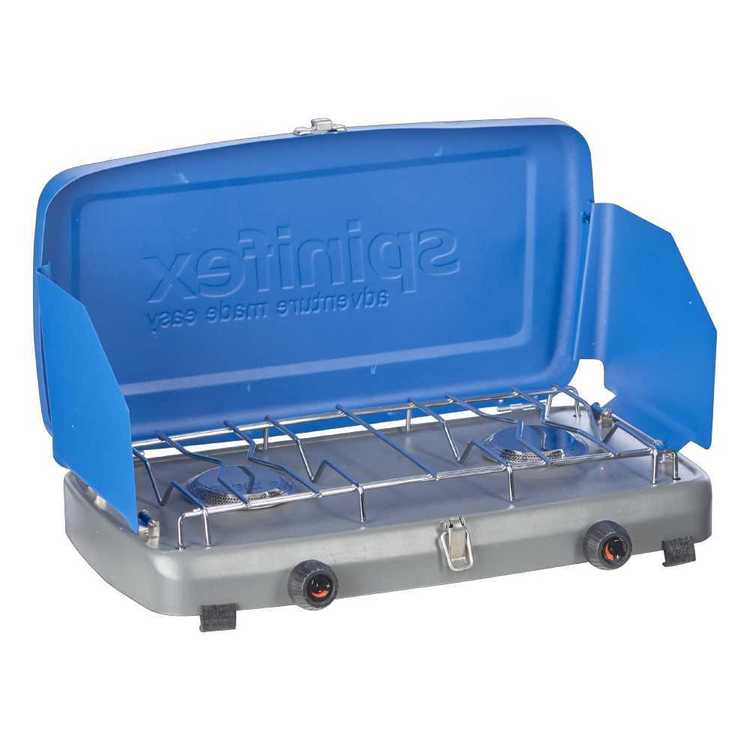 Spinifex 2 Burner Compact Stove