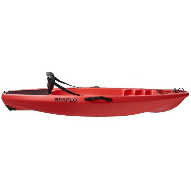 Seaflo Youth Kayak Red