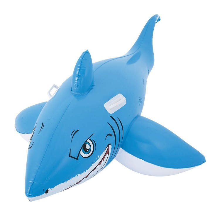 Bestway Great White Shark Rider White