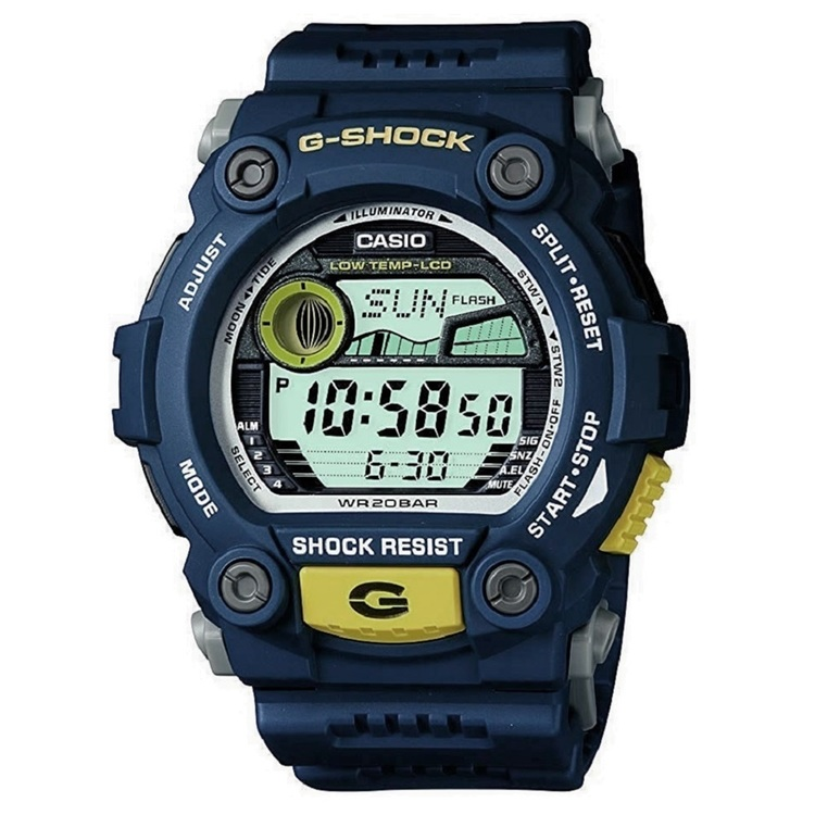 Casio G-Shock G7900 Tide Watch Blue