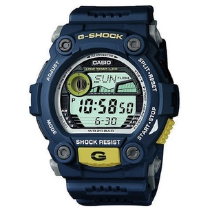 Casio G-Shock G7900 Tide Watch Blue