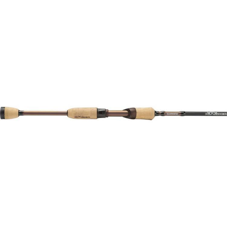 Shimano Raider 6101 Flathead Spinning Rod