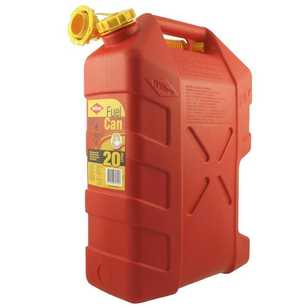 Willow 20L Fuel Can Red