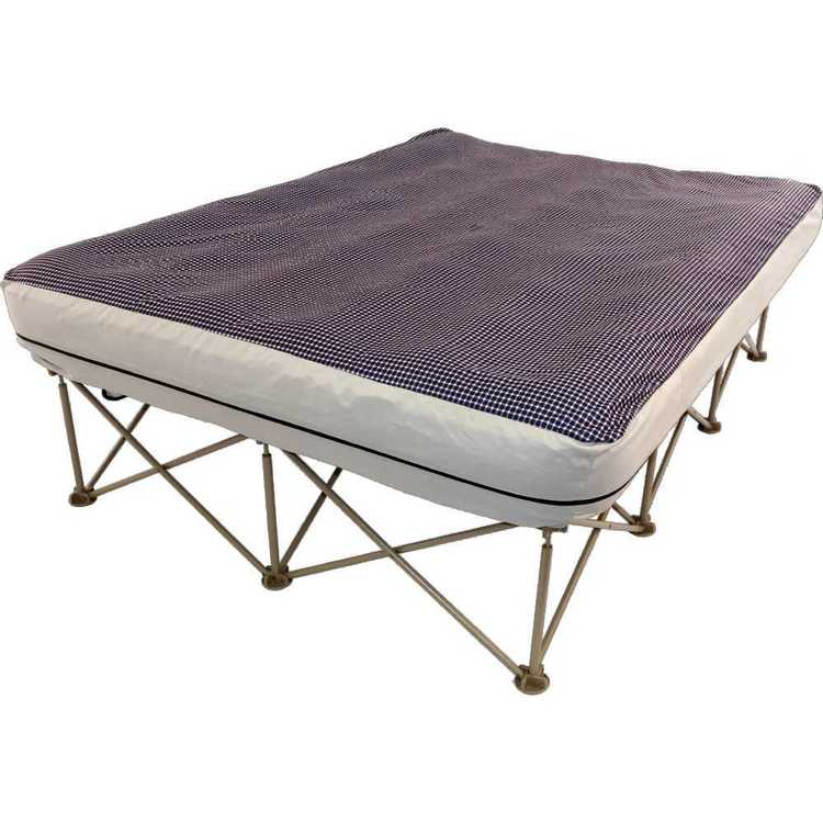 OZtrail Queen Anywhere Bed