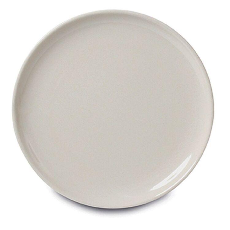 Campfire Bamboo Dinner Plate Cream