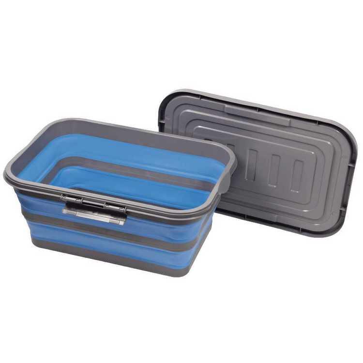 Companion Popup 18 Litre Storage Tub Blue