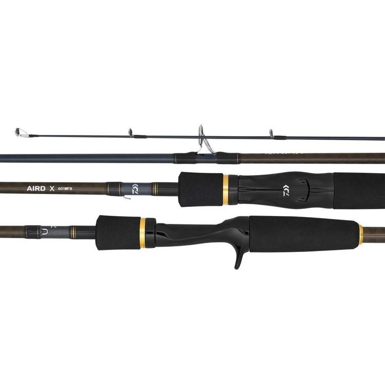 Daiwa Aird-X 601HFB Baitcasting Rod