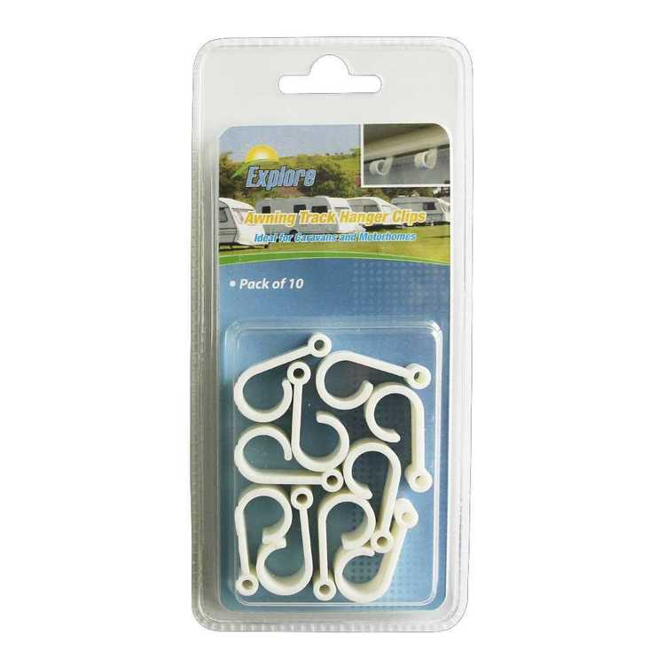 Explore Awning Hanger Clips 10 Pack