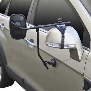 Drive Easy Fit Towing Mirror With Arm