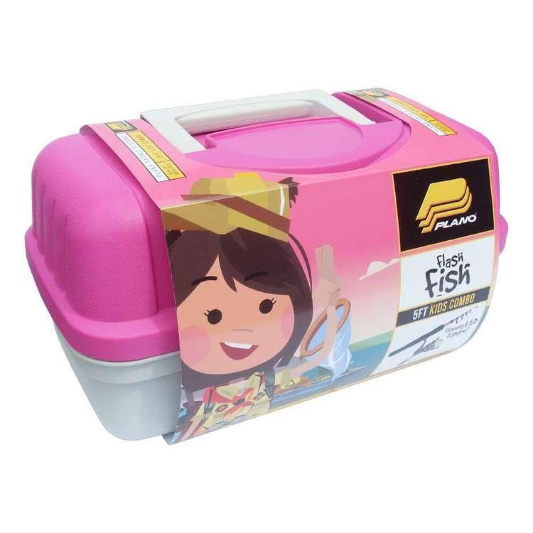 Plano 6101 Flash Fish Combo Pink Set