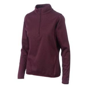 Gondwana Women's Jatbula Quarter Zip Fleece Top