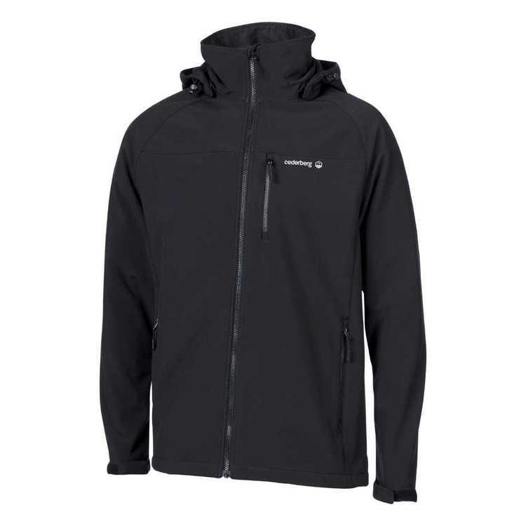 Cederberg Men's Camino Softshell Jacket