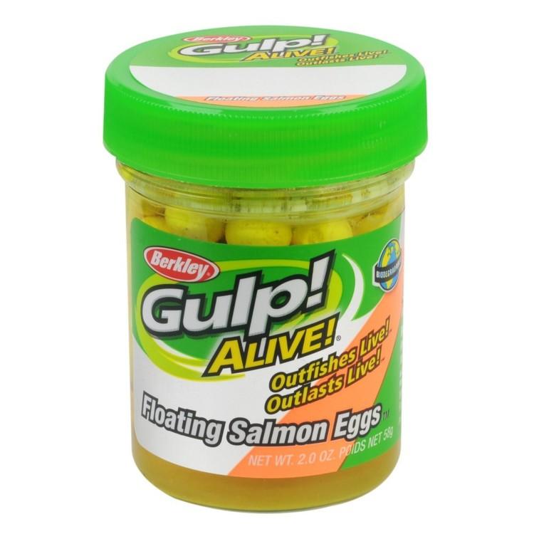 Berkley Gulp! Alive Floating Salmon Eggs