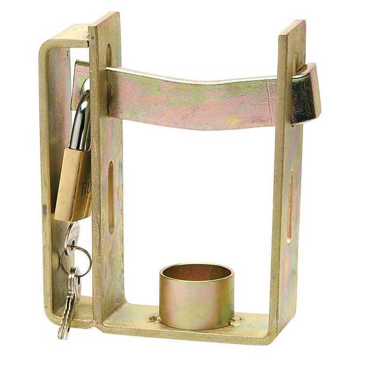 Ark Coupling Lock
