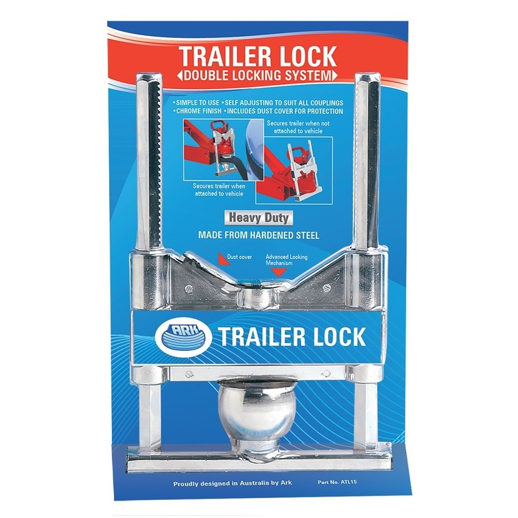 Ark Heavy Duty Coupling Lock