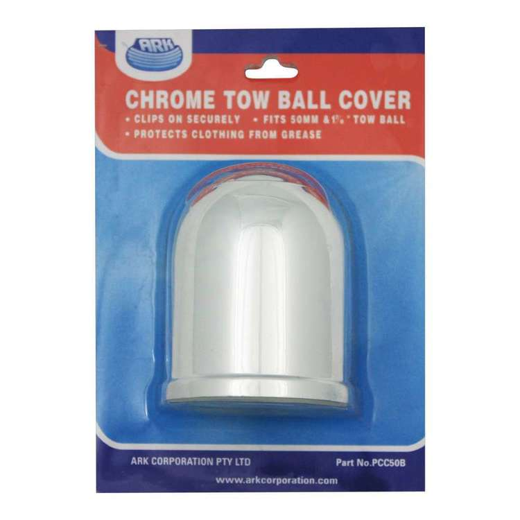 Ark Chrome Tow Ball