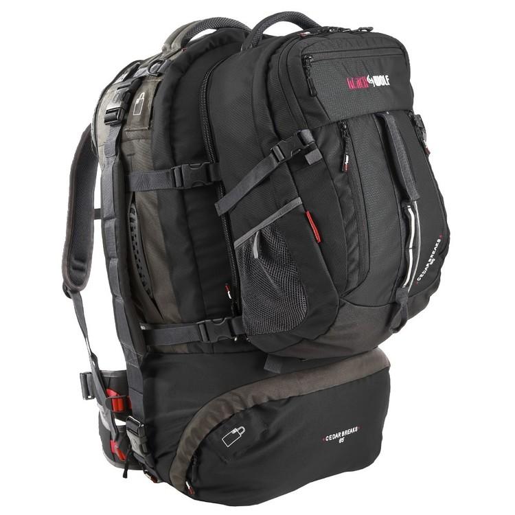 BlackWolf Cedar Breaks Travel Pack