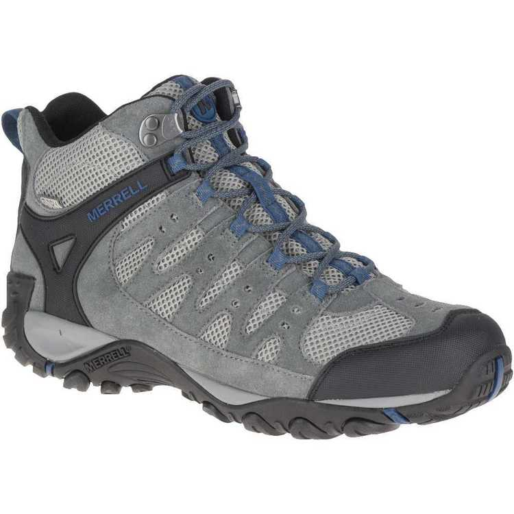 Merrell Men's Accent Mid Hiking Shoes Sedona & Poseidon