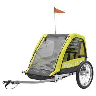 Pacific Double Bicycle Trailer