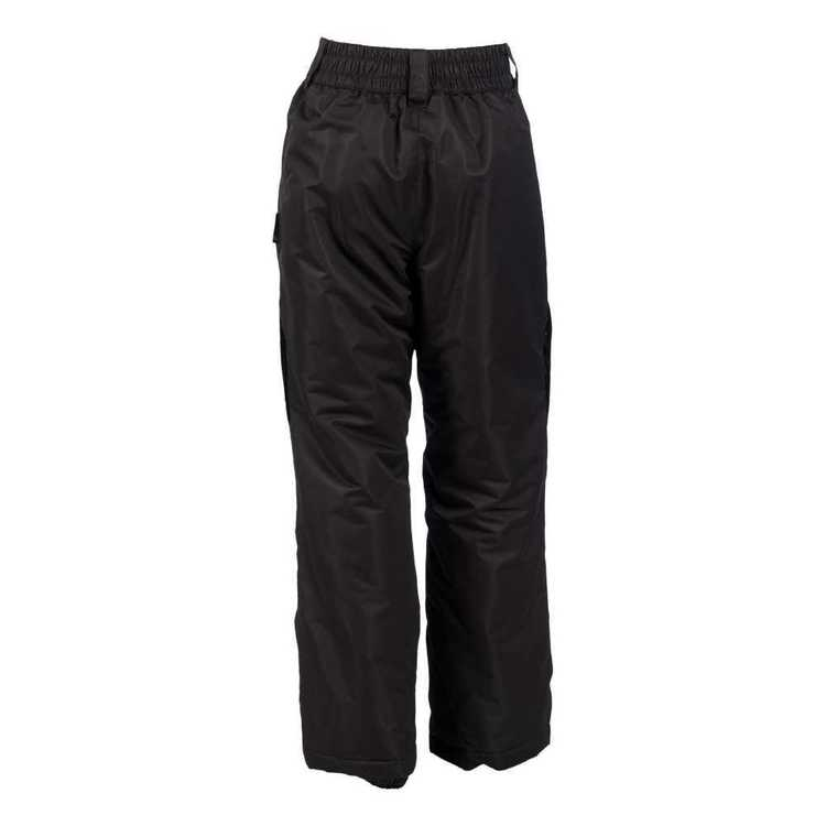 Chute Youth Shred III Snow Pants Black