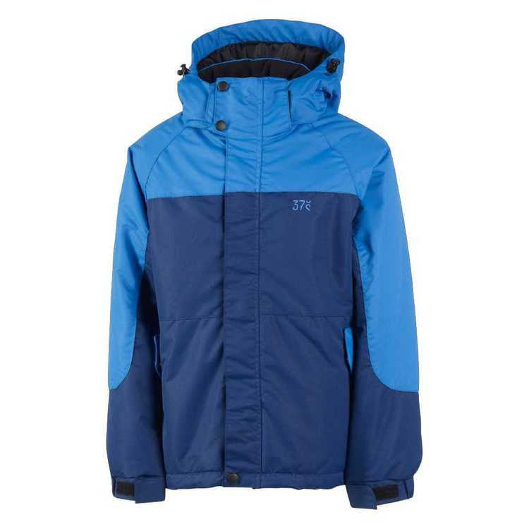 37 Degrees South Kid's Powder Keg Snow Jacket Navy