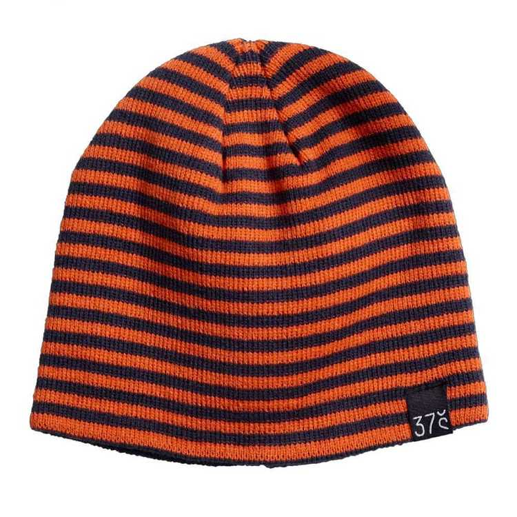 37 Degrees South Kid's Inge Striped Beanie