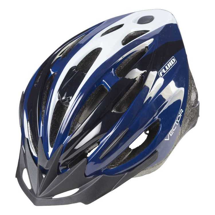 Fluid Adult's Vector Bike Helmet