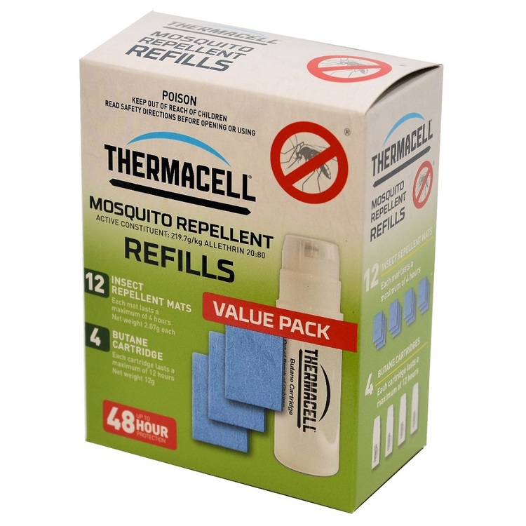 Thermacell 48 Hour Refill Blue & White