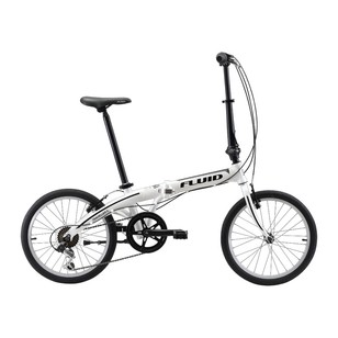 Fluid Traveller II Alloy Folding Bike