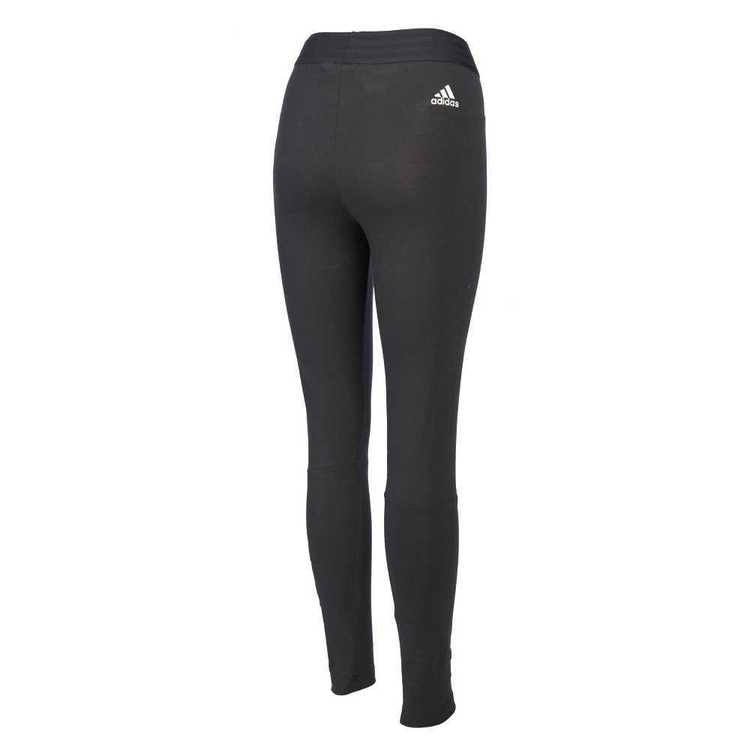 adidas Women's Essentials Linear Tight Black & White