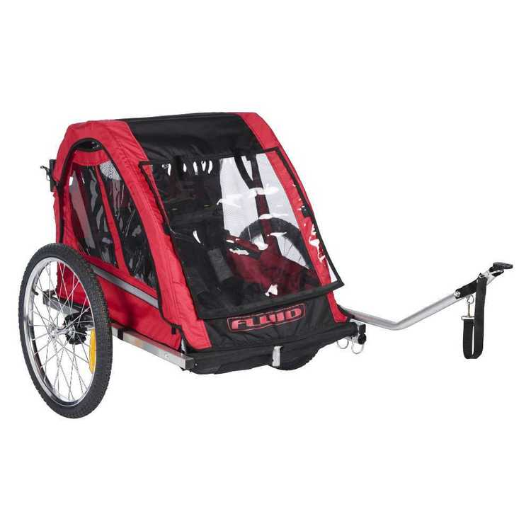 Fluid Convertible Child Trailer