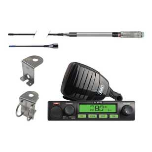 GME UHF Radio Value Pack