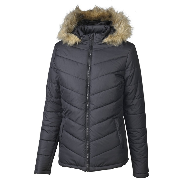 Cape Women's Betty II Puffer Jacket Black